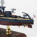 USS Arizona BB-39 1/700 Scale Model By Forces of Valor Port Aft View