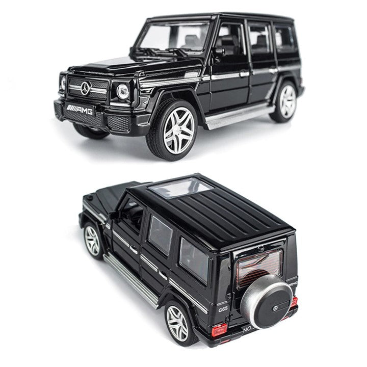 Mercedes-Benz G-Class G 65 AMG (Black) 1:32 Scale Model