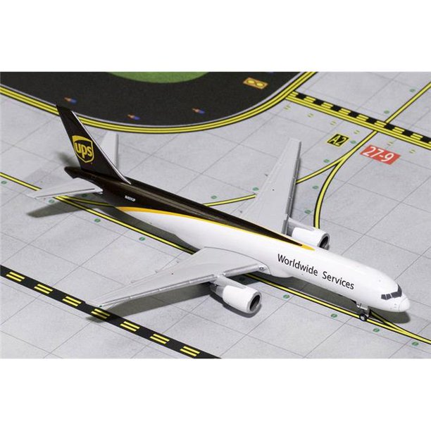 Boeing 757-200 UPS (N409UP) 1:400 Scale Model By Gemini Jets