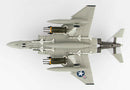F-4E Phantom II VF-74 1981, 1/72 Scale Model By Hobby Master Bottom View