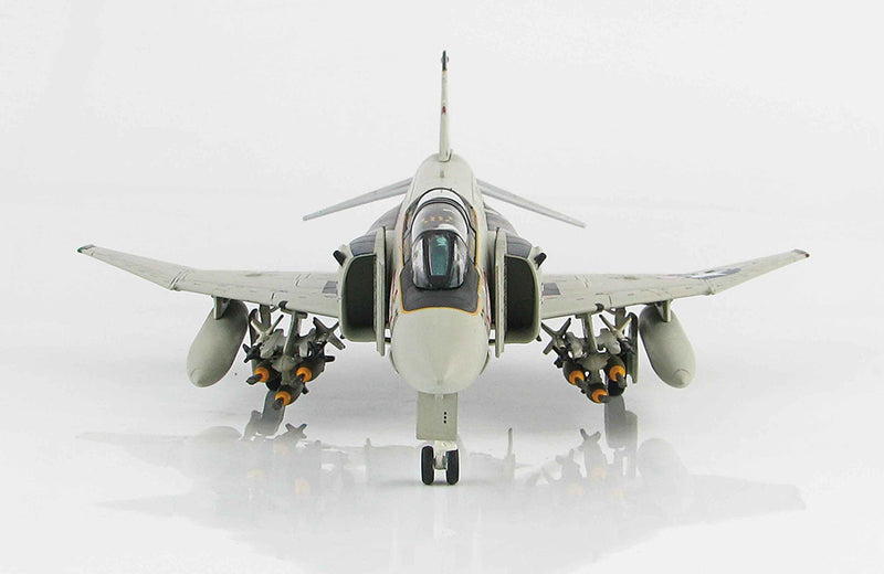 F-4E Phantom II VF-74 1981, 1/72 Scale Model By Hobby Master Front View