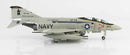 F-4E Phantom II VF-74 1981, 1/72 Scale Model By Hobby Master Right Side View