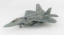 Lockheed F-22 Raptor 1/72 Scale Model By Hobby Master