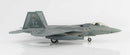Lockheed F-22 Raptor 1/72 Scale Model By Hobby Master Right Side View