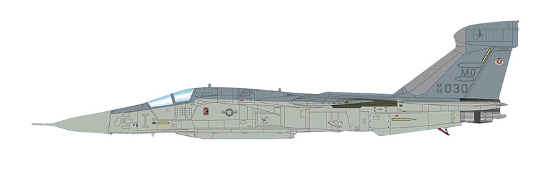 "General Dynamics EF-111A Raven, 390th ECS ""Wild Boars"", 1:72 Scale Model"