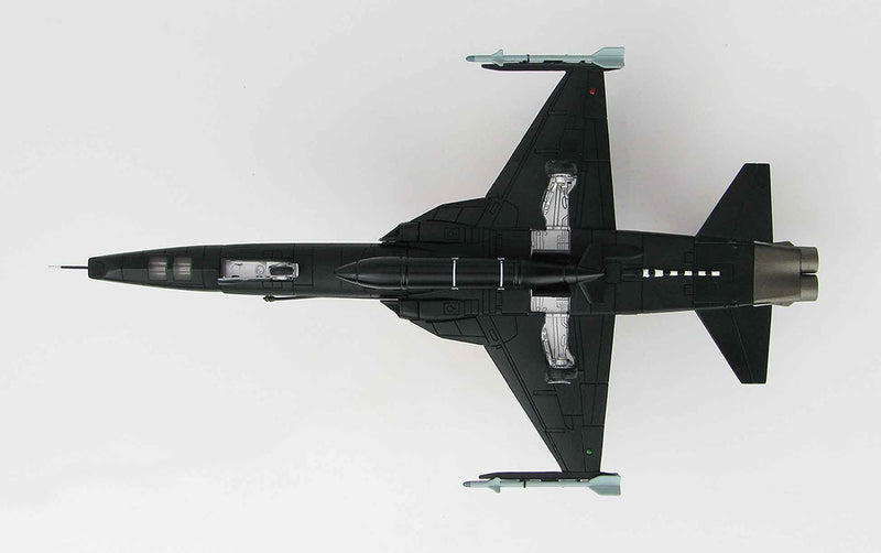 Northrop Grumman RF-5E Tigereye Royal Saudi Air Force 1/72 Scale Model By Hobby Master Bottom View