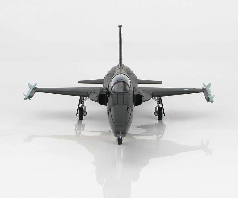 Northrop Grumman RF-5E Tigereye Royal Saudi Air Force 1/72 Scale Model By Hobby Master Front View