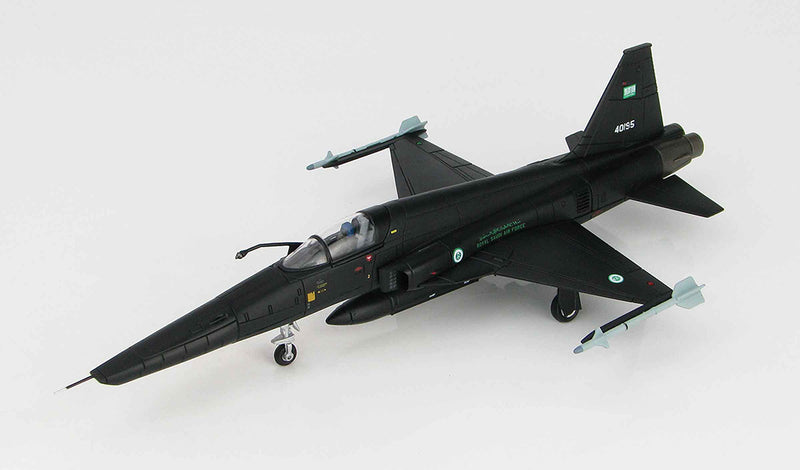 Northrop Grumman RF-5E Tigereye Royal Saudi Air Force 1/72 Scale Model By Hobby Master