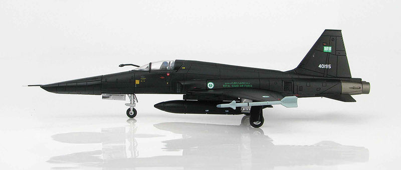 Northrop Grumman RF-5E Tigereye Royal Saudi Air Force 1/72 Scale Model By Hobby Master Left Side View