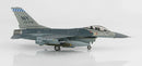 F-16A Fighting Falcon 174th TFW 1991, 1/72 Scale Model By Hobby Master Right Side View