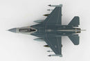 Lockheed Martin F-16A Fighting Falcon 174th TFW 1991, 1/72 Scale Model By Hobby Master Top View