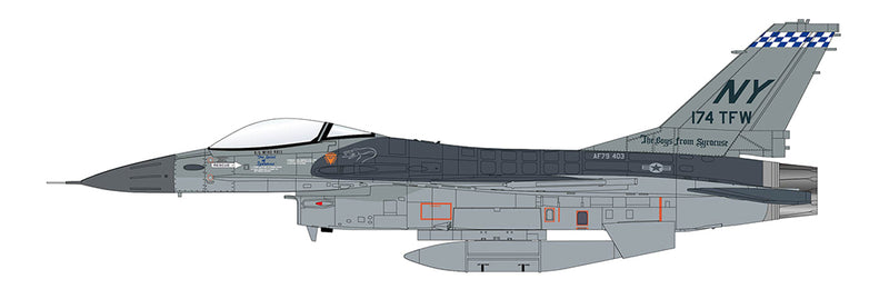 Lockheed Martin F-16A Fighting Falcon 174th TFW New York ANG 1991