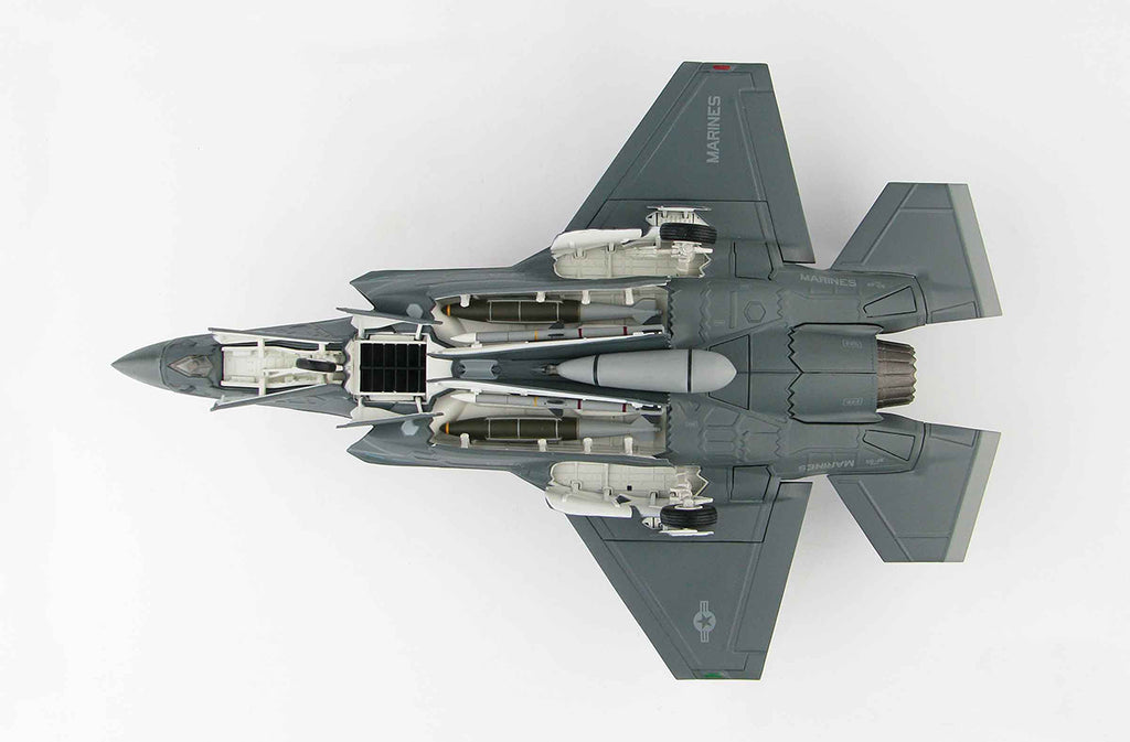 Lockheed Martin F-35B Lightening II BF-05 1:72 Scale Diecast Model By Hobby Master Bottom View