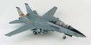 "F-14A Tomcat VF-21 ""Freelancers"" 1/72 Scale Modely By Hobby Master Right Front View"