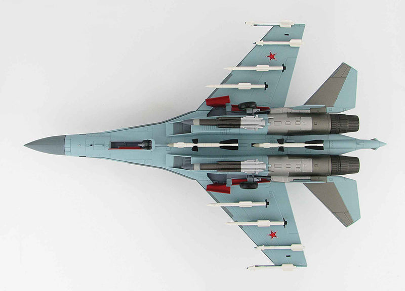 Sukhoi Su-35 Flanker E Akhtubinsk Flight Test Center  2012 1:72 Scale Diecast Model By Hobby Master