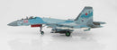 Hobby Master HA5705 Su-35 Flanker E Aktubinsk 2012 1/72 Scale Model Left Side