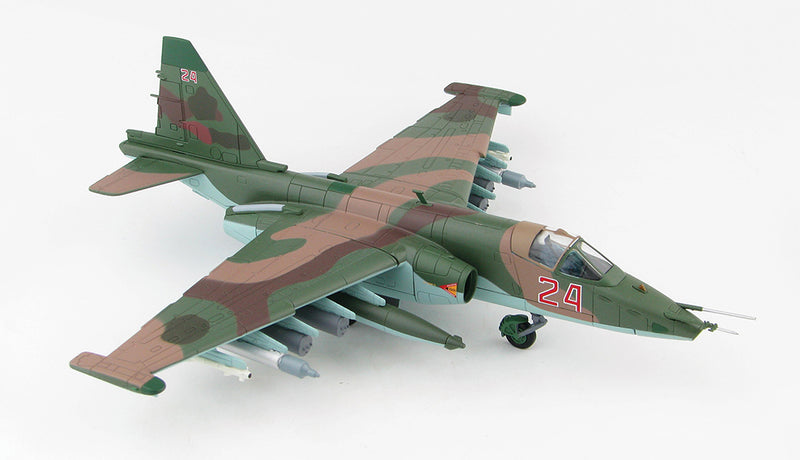 Sukhoi Su-25SM Frogfoot Russian Air Force Syria 2015 1:72 Scale Diecast Model By Hobby Master