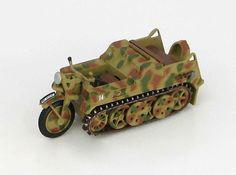 Sd. Kfz. 2 Kleines Kettenkrafrad 1942 1:48 Scale Diecast Model By Hobby Master