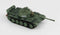 T-55 Medium Tank Soviet Army 1970's 1:72 Scale Diecast Model By Hobby Master Right Front View