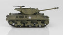 "M10 ""Achilles"" IIc 1:72 Scale Diecast Model By Hobby Master Right Side View"