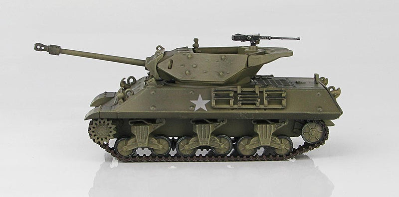 "M10 ""Achilles"" IIc 1:72 Scale Diecast Model By Hobby Master Left Side View"