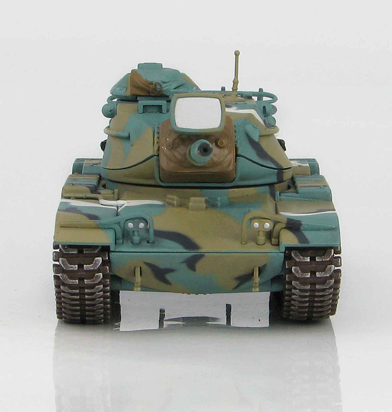 "M60A1 ""Patton"" Main Battle Tank USMC 1980 1:72 Scale Diecast Model By Hobby Master"