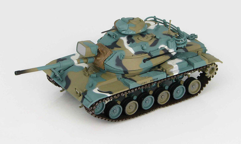 M60A1 Patton Tank USMC 1980's 1:72 Scale By Hobby Master