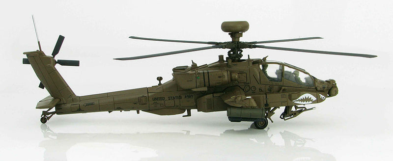 Boeing AH-64D Apache 1st Attack. Recon. BN, 1st Combat Aviation Brigade, 1st ID, US Army Iraq 2010, 1:72 Scale Diecast Model By Hobby Master