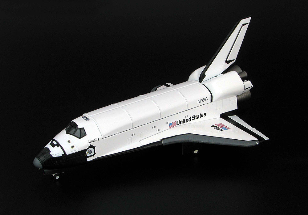 Space Shuttle Atlantis 1/200 Scale Model By Hobby Master