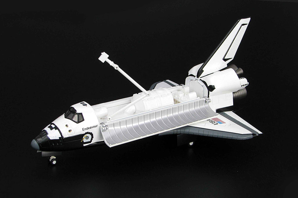 Space Shuttle Endeavour 1/200 Scale Model By Hobby Master