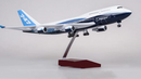 Boeing 747-400  1:150 Scale Model With LED Light By Hyinuo
