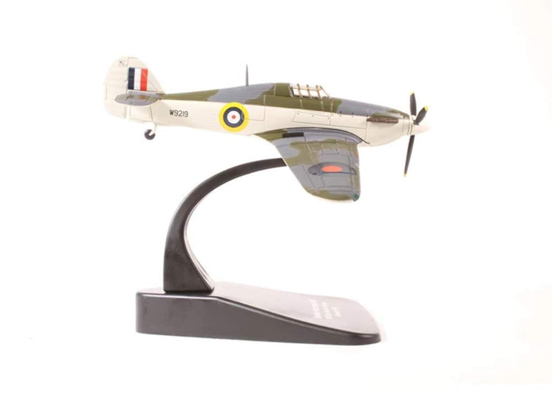 Hawker Sea Hurricane Mk 1, 1:72 Scale Model By Oxford Diecast Right Side View