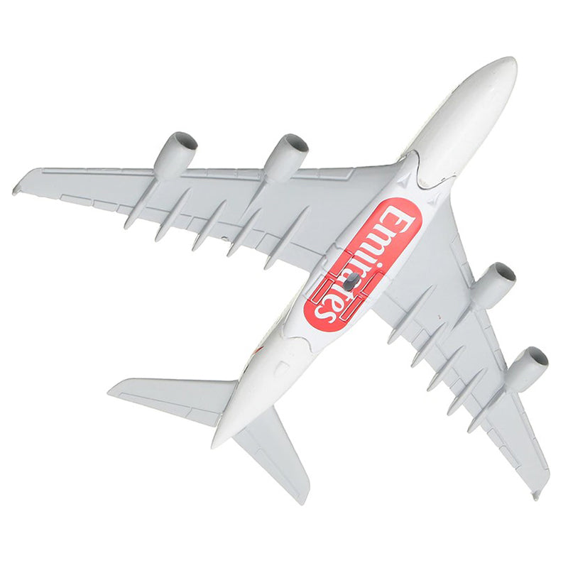 Airbus A380 Emirates 1:400 Scale Model By Hyinuo Bottom View