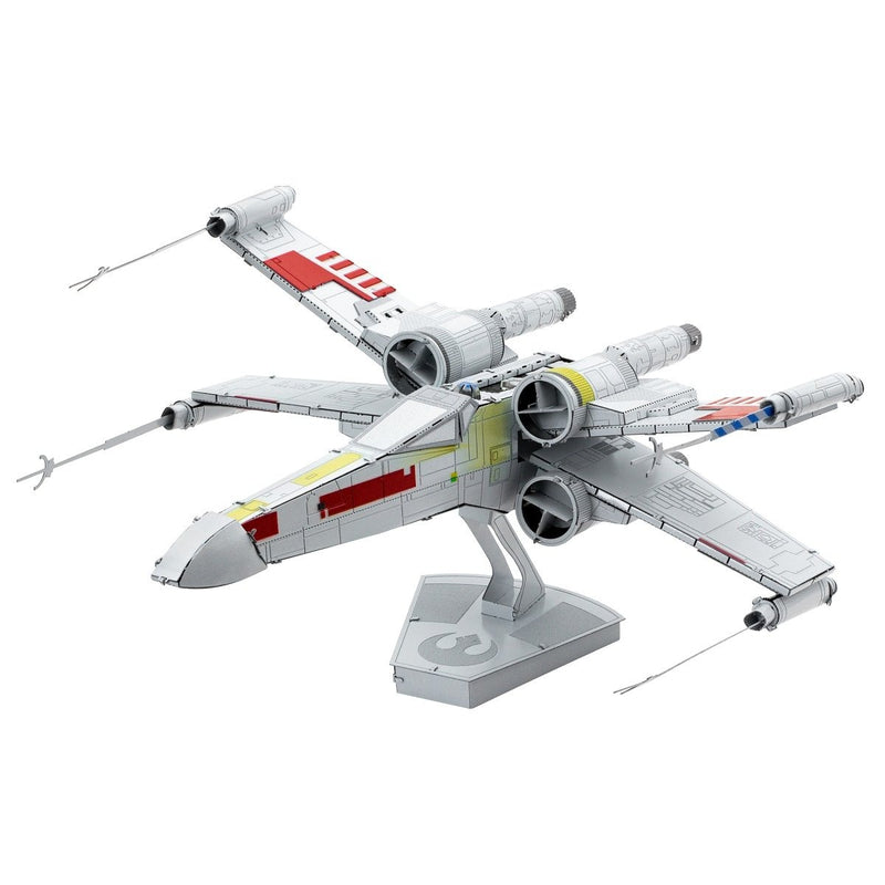 Star Wars X-Wing Starfighter Metal Earth Iconx Model Kit By Starfighter