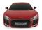 Audi R8 V10 Coupe 2015 Second Generation (Red) 1:24 Scale Radio Controlled Model Car By Rastar