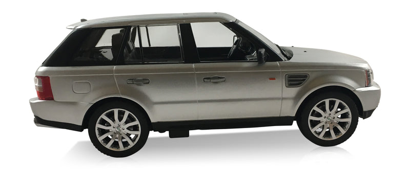 Land Rover Range Rover Sport  (Silver) 1/14 Scale Radio Controlled Model Car By Rastar