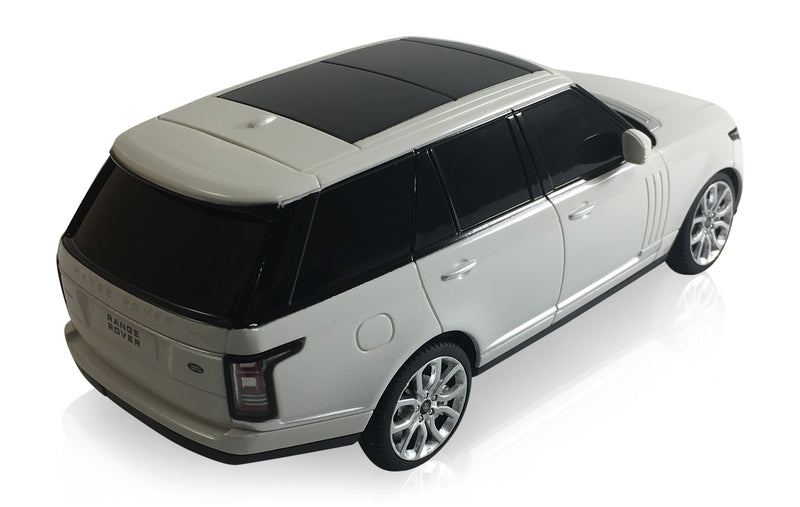 Land Rover Range Rover Sport 2013 (White) 1/24 Scale Radio Controlled Model Car By Rastar Right Rear View