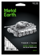 Tiger I Tank Metal Earth Model Kit Front