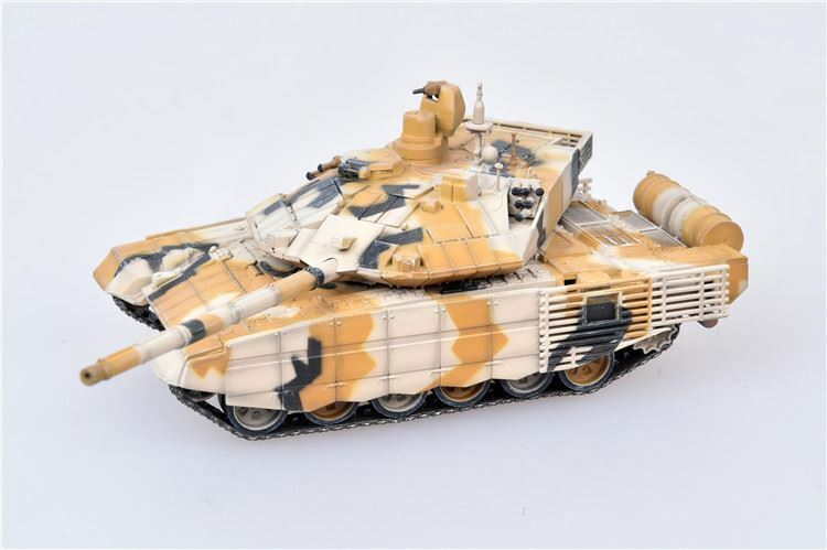 "T-90MS ""Tagil"" Main Battle Tank Russian Army Desert Camouflage 2014 1:72 Scale Diecast Model By Modelcollect"
