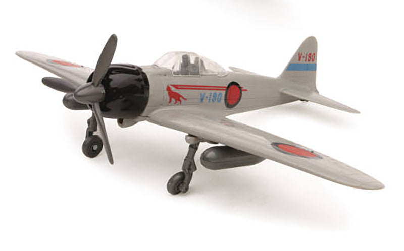 A6M Zero Fighter EZ Build Model Kit By New Ray