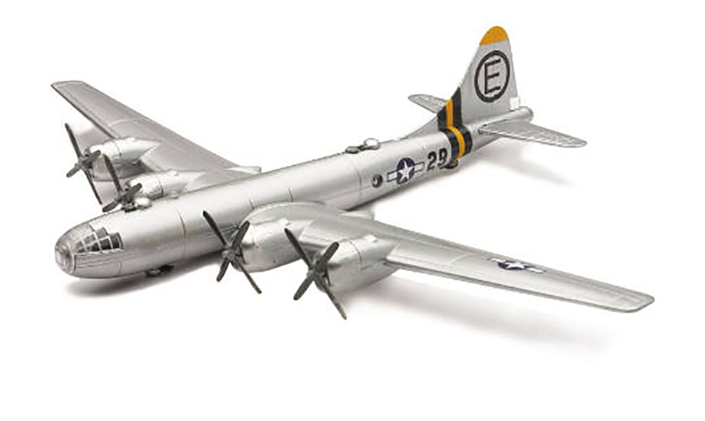 Boeing B-29 Superfortress Fortress EZ Build Model Kit By New Ray