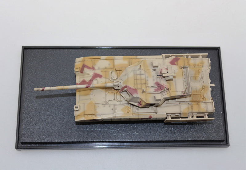 T-14 Armata Main Battle Tank Russian Army 1:72 Scale Diecast Model By Panzerkampf Top View