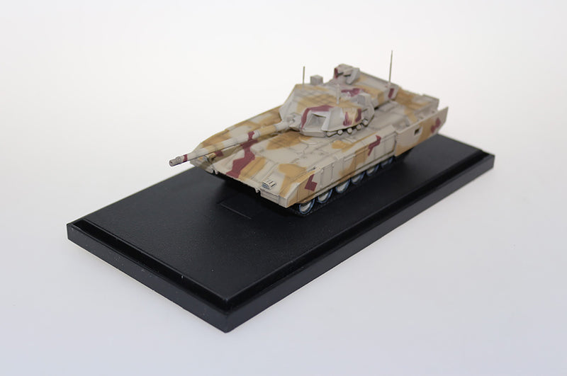 T-14 Armata Main Battle Tank Russian Army 1:72 Scale Diecast Model By Panzerkampf