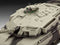 Challenger 1 British Main Battle Tank 1/72 Scale Model Kit By Revell Germany Turret Detail