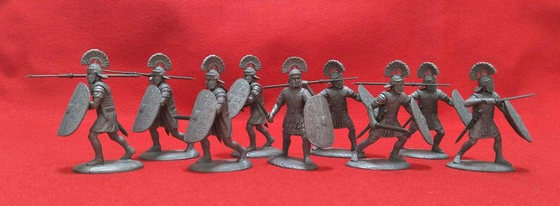 Early Imperial Roman Pretorian Guard 27 BC – 476 AD, 54 mm (1/32) Scale Plastic Figures By Expeditionary Force