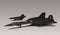 Revell Lockheed SR-71 Blackbird 1/72 Scale Model Kit