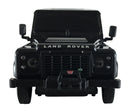 Rastar Land Rover Defender (Black) 1/24 Scale RC Model Front View
