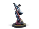 Infinity N4, Code One Aristeia, Shona Carano Swordmaster Limited Edition Game Figure