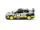 Subaru WRX STI All Japan Rally Champion 2019, 1:64 Scale Diecast Car Side View