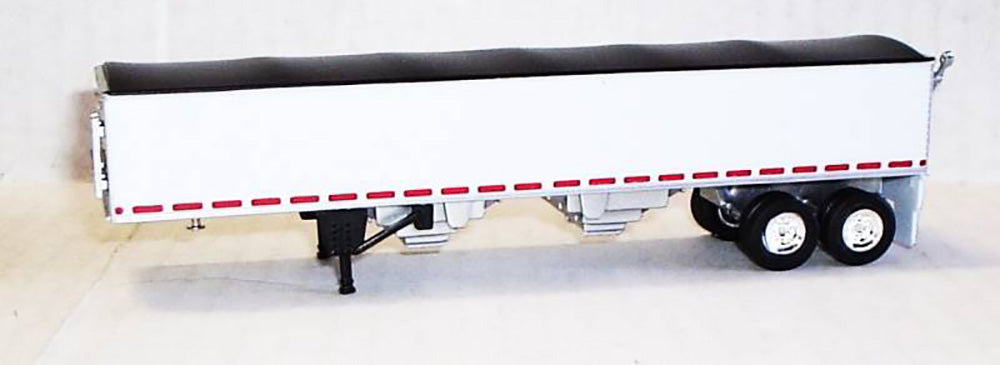 Trucks N Stuff 40' Grain Trailer 1/87 (HO) Scale Model